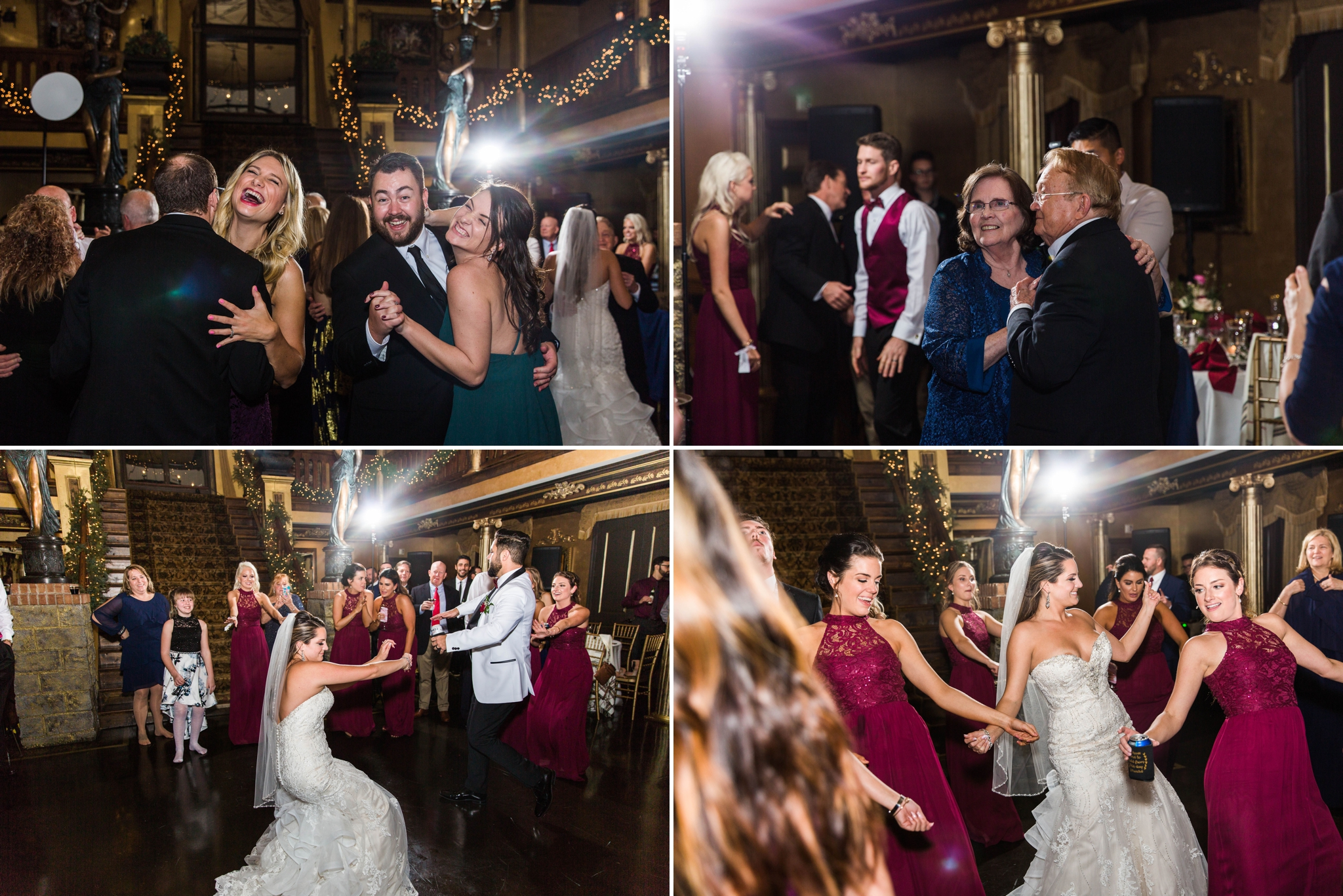 The Reception and Dancing with Off Camera Flash OCF Mag Mod - Honolulu Oahu Hawaii Wedding Photographer
