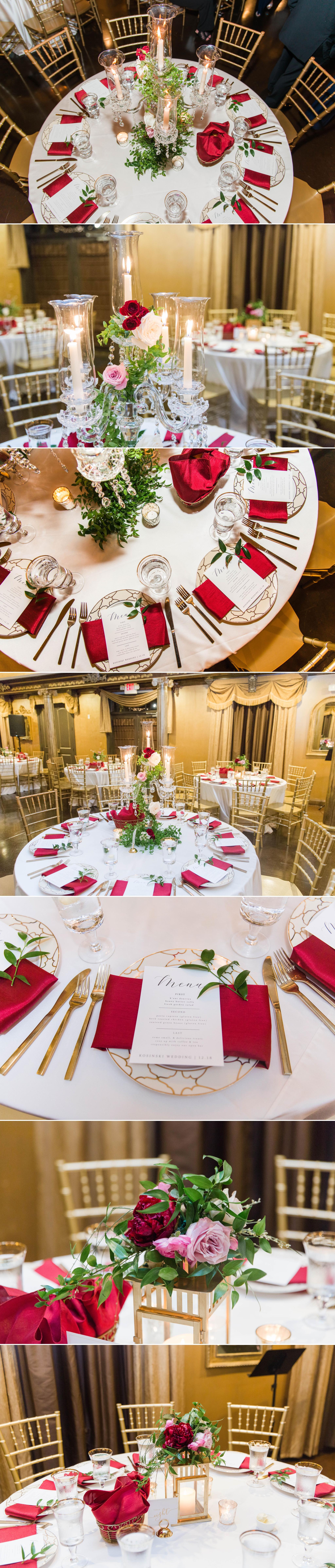 Reception Details - Honolulu Oahu Hawaii Wedding Photographer