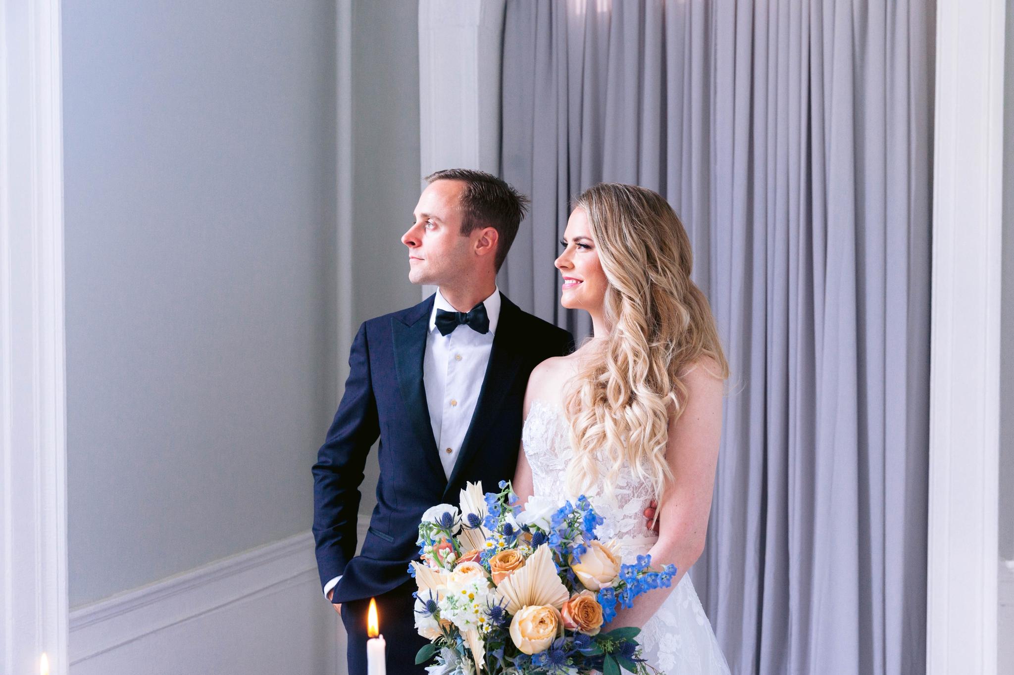 Pastel Blue Wedding Fine Art Wedding Inspiration - Honolulu, Oahu, Hawaii Wedding Photographer - Johanna Dye Photography 21.jpg
