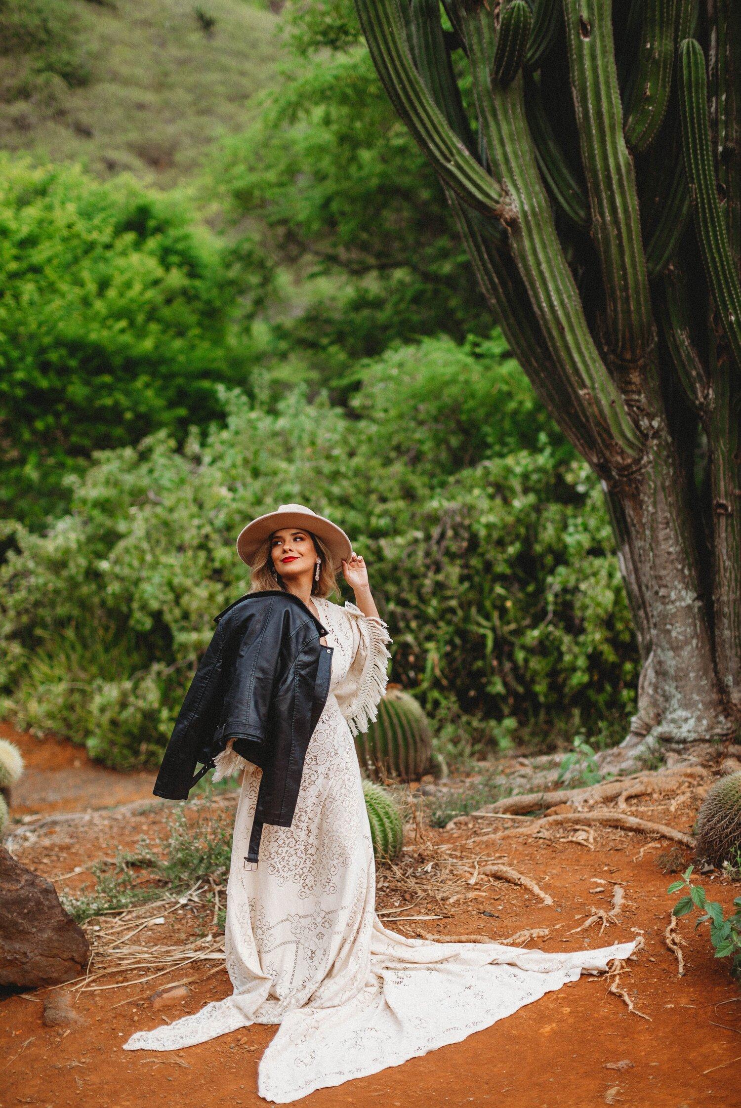Boho Cactus Elopement - Honolulu, Koko Crater Botanical Garden - Oahu Hawaii Wedding Photographer 21.jpg