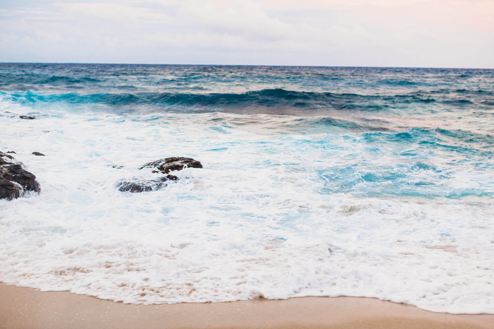 Makapuu Beach Oahu Hawaii