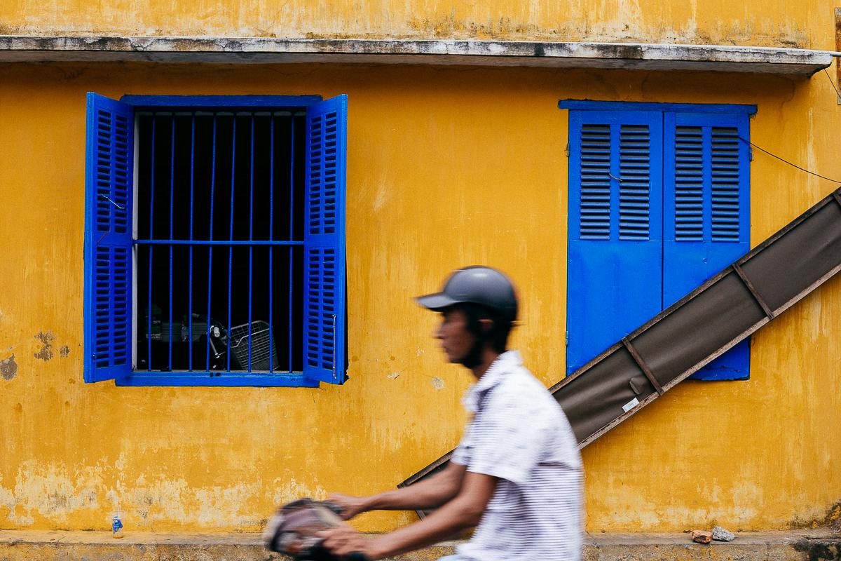 Streets of Hoi An - Vietnam