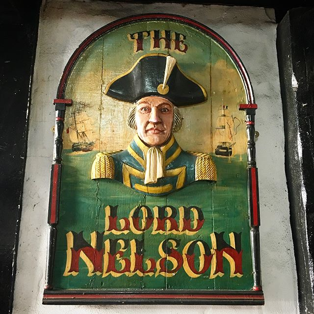 Lord Nelson is one of our favourite pub signs. We have lots to choose from in store. #pubsigns #lordnelson #brewery #pubs #lancelothillantiques #southernhighlands #antiques