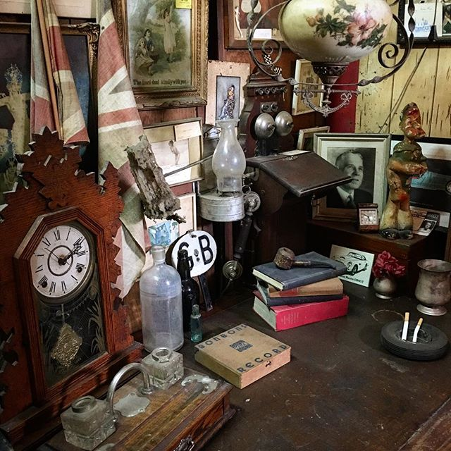 Memories & treasure in every corner. #lancelothillantiques #antiques #southernhighlands #curiosities