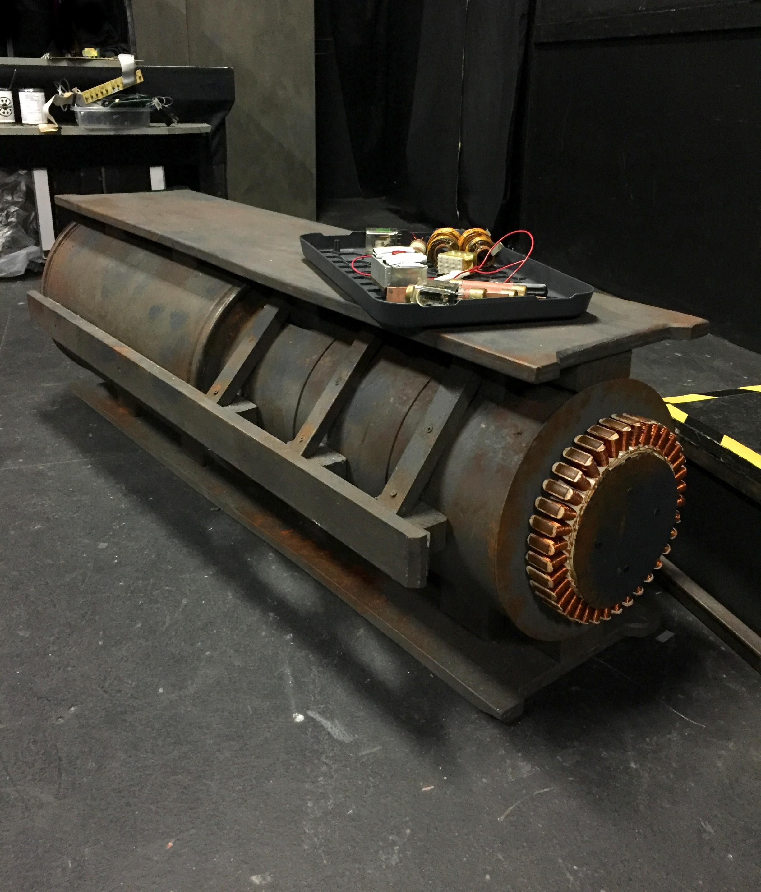 Defunct Generator