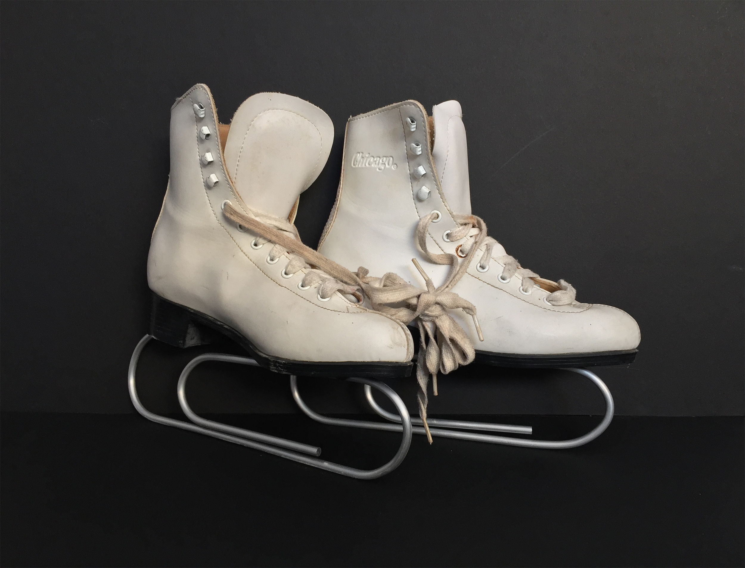Paperclip Ice Skates