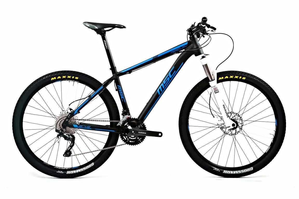 MERCURY ALU //  Sport Trail.   27.5, Full featured Aluminium hardtail. XC and Trail