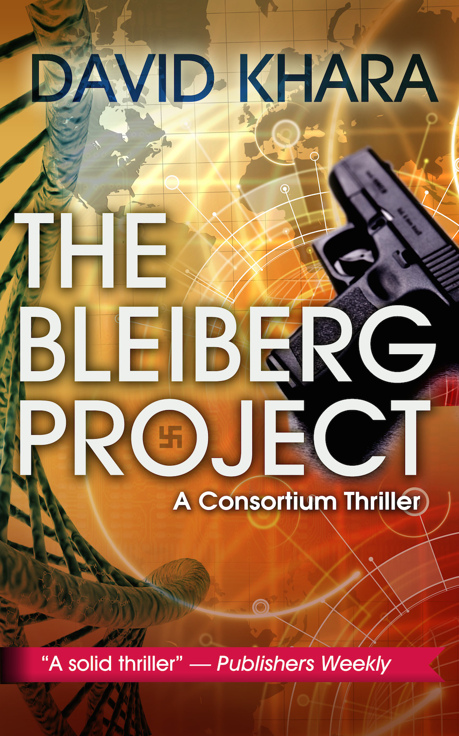 The Bleiberg Project cover