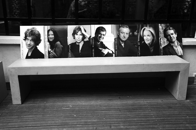 Seven literary legends (© Julien Magre for Play Bac)