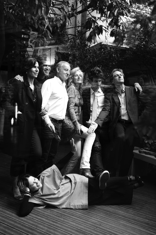 The Serial Shorts Gang (© Julien Magre)