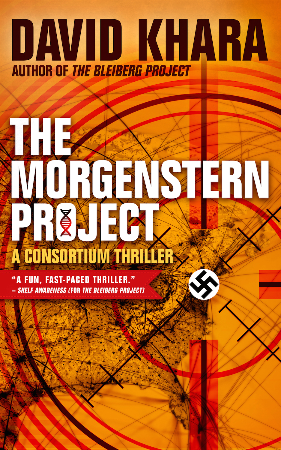 The Morgenstern Project cover