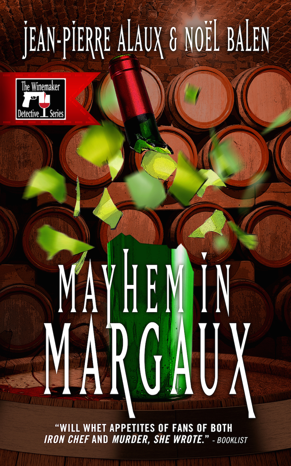 The Winemaker Detective in Margaux