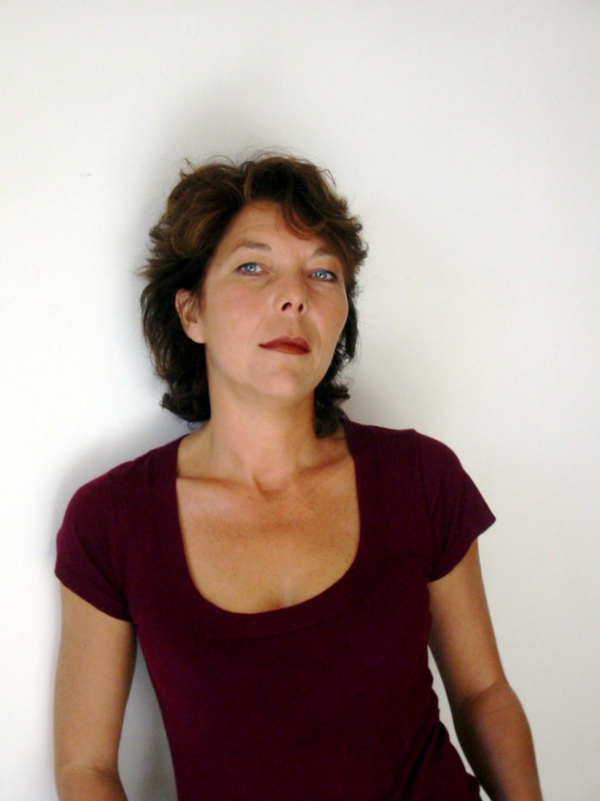 Author and art specialist Anne-Laure Thiéblemont