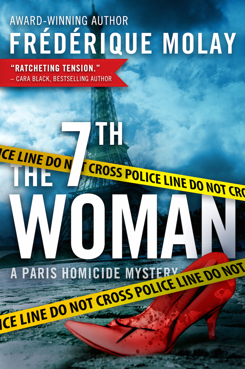 Award-winning mystery set in Paris
