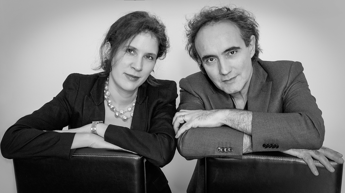 Vanessa Barrot & Noël Balen