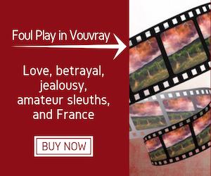Mystery novel, detective novel set in France