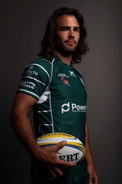 London Irish   Tricca are proud to support London Irish and this season we sponsor Luke McLean