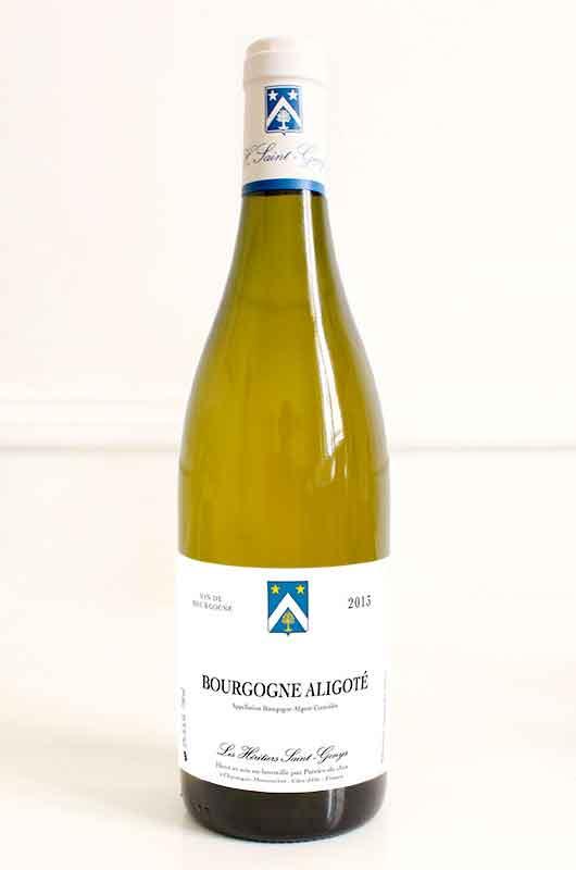 Chassagne Montrachet Premier Cru  « Clos Saint-Jean » - Blanc