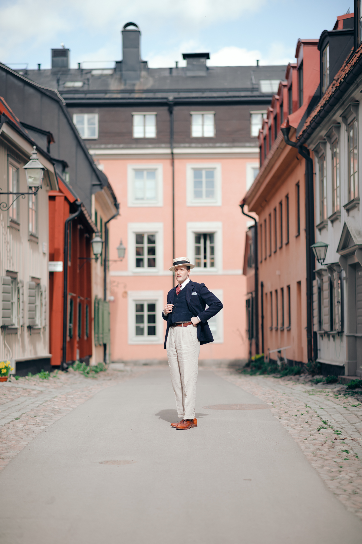 20's fashion, porträtt