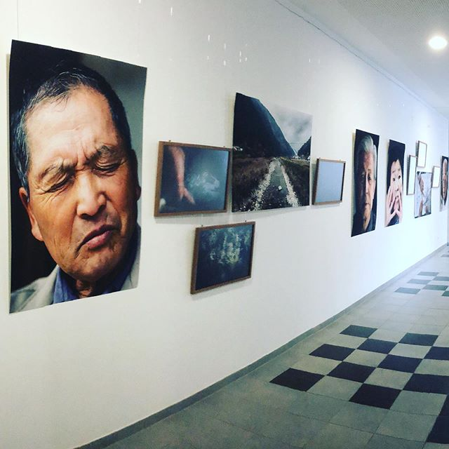 EXHIBITION OPENING TONIGHT * I am looking forward to open my exhibition of the #blackrainhibakusha project tonight at Volkshochschule Burgstraße Hannover. Hope to see you there. * * #hiroshima #hibakusha #nuclearbomb #memorial #unrecognized #survivors
