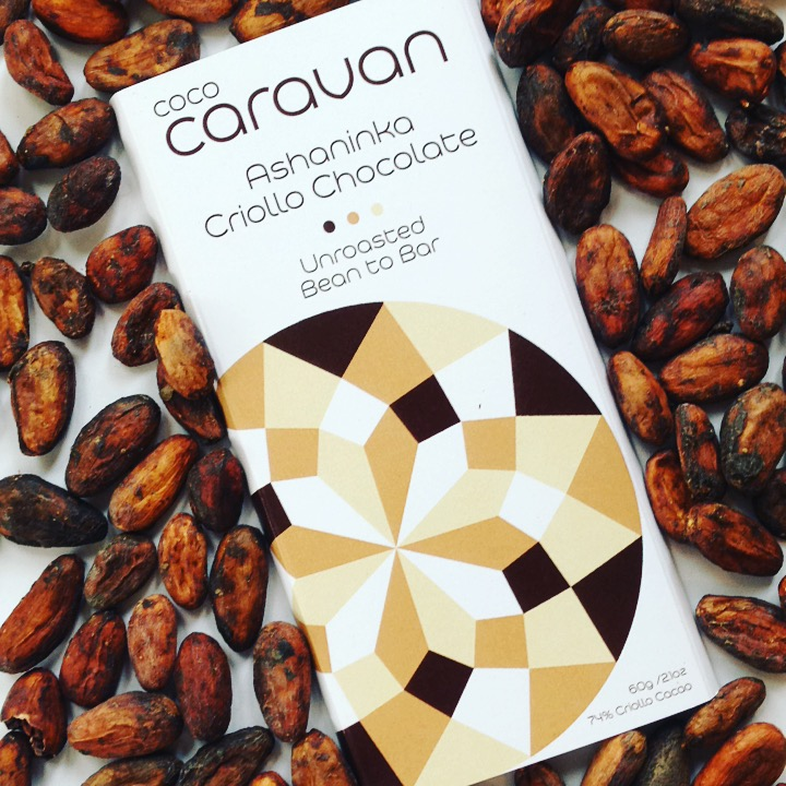 Bean to Bar Ashaninka Chocolate by CocoCaravan