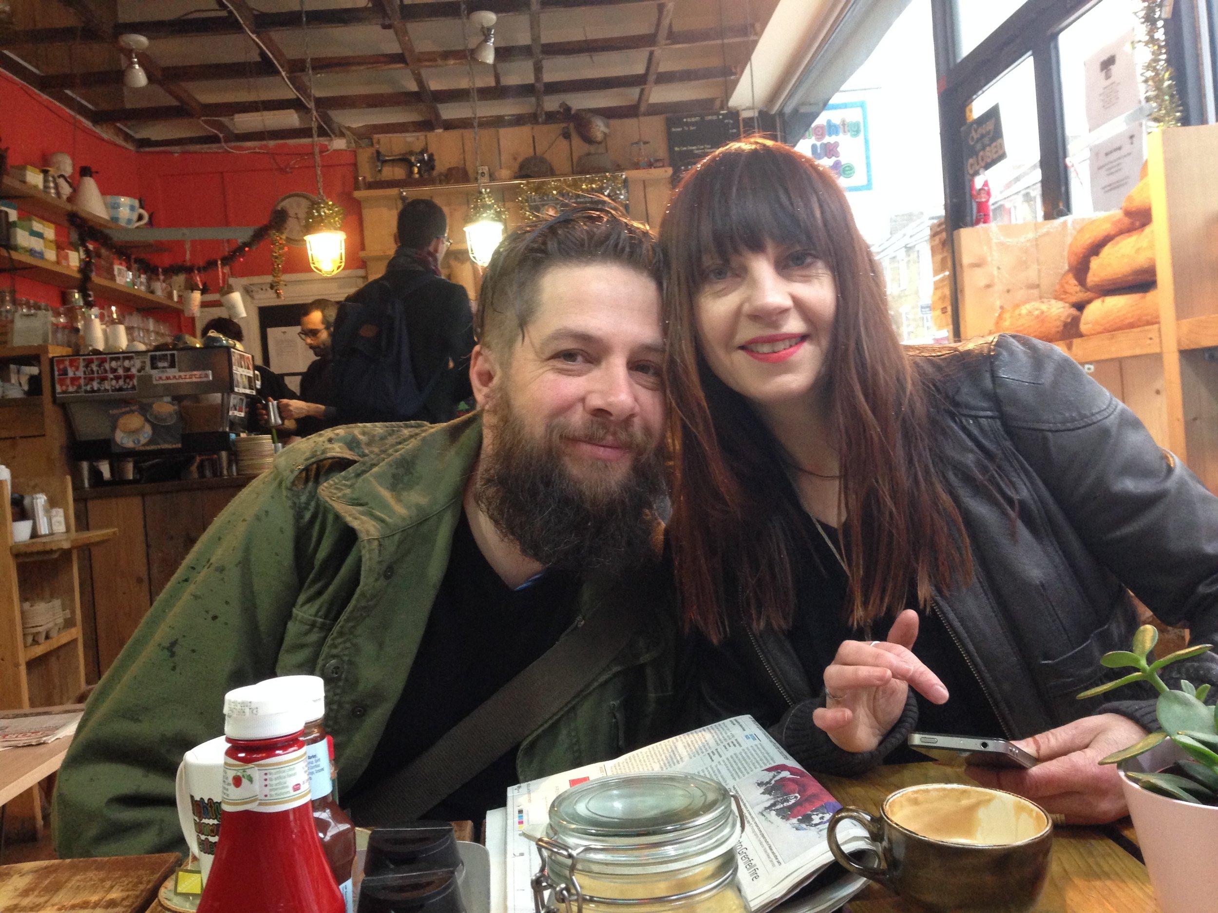 Jacques & Patricia - food cultures