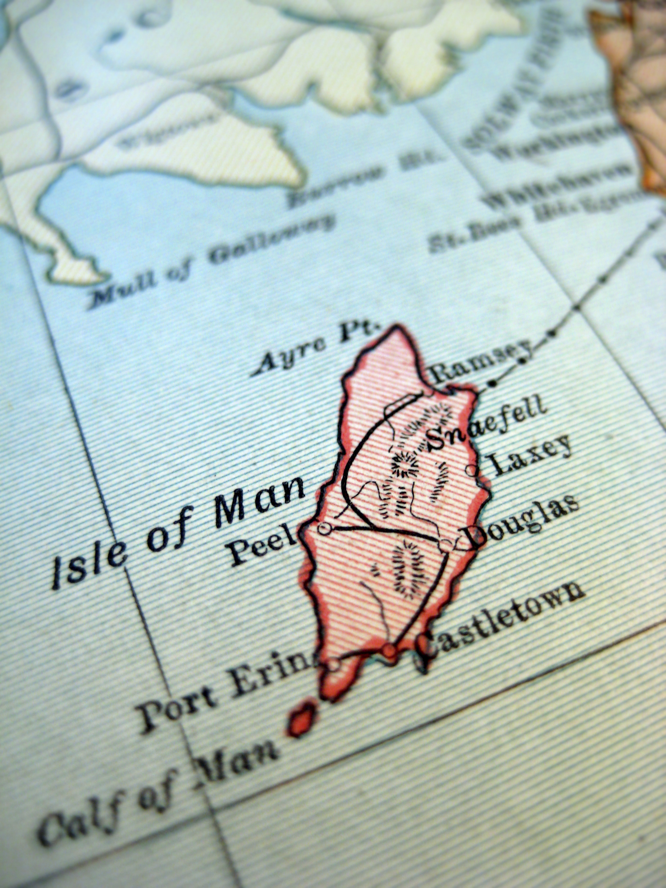 Humorous tales from our home on the isle of man