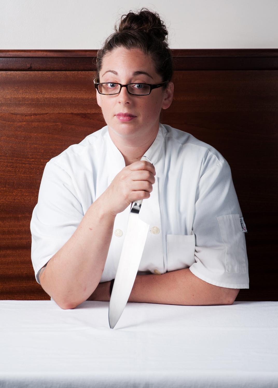 Chef Julie Heins