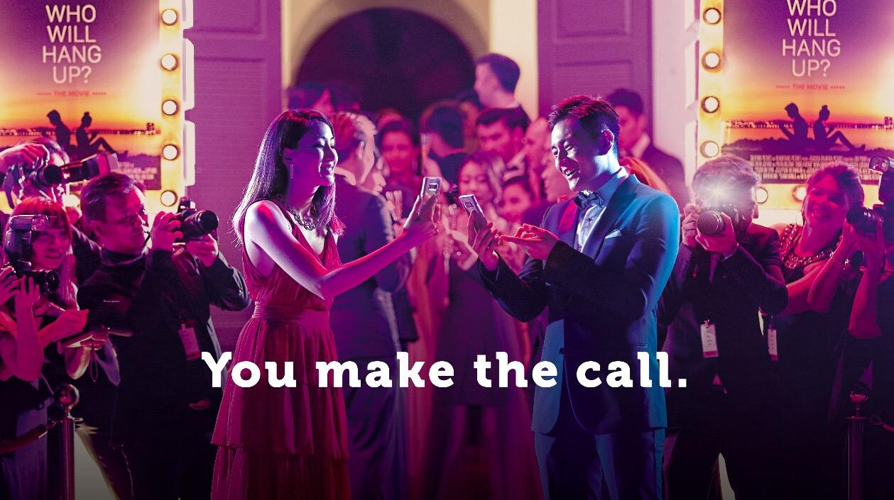 Singtel - you make the call