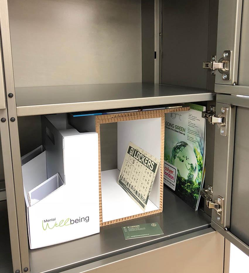Office Locker storage