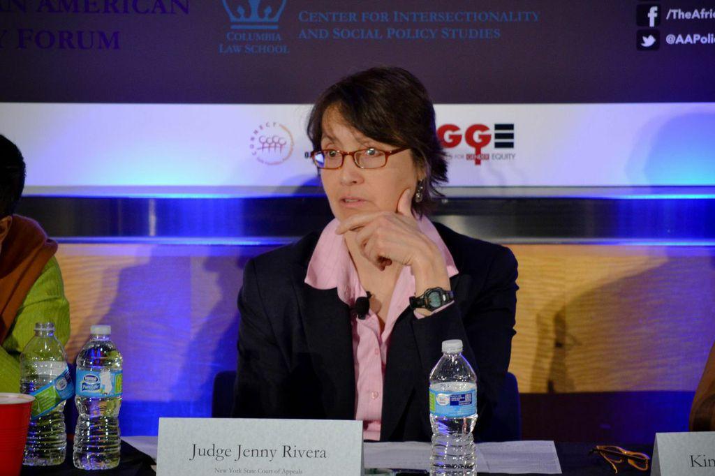 Judge Jenny Rivera
