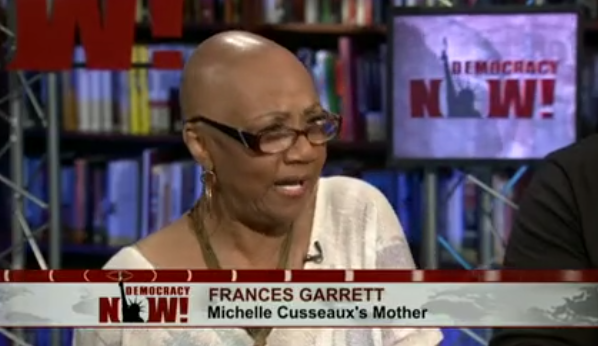 """Democracy Now, """"Say Her Name: Families Seek Justice in Overlooked Police Killings of African American Women,"""" 5/20/15"""