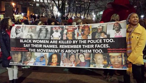 """""""Black Women Are Getting Killed by Police Too — So Why Aren't More People Discussing It?"""", MIC, 5/11/15"""