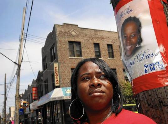 """SayHerName: Female black lives matter too,"" LA Times"
