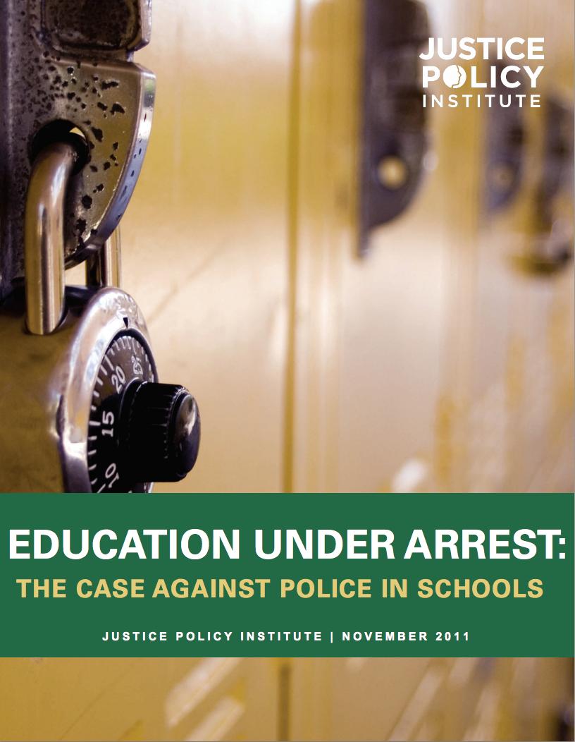 Education Under Arrest