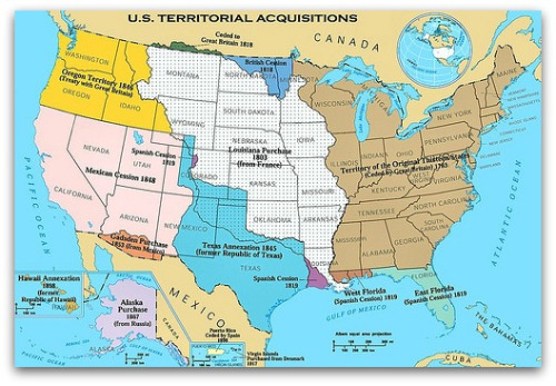 Manifest Destiny — AAPF on indian territory map usa, indian removal map of united states, indian reservation map usa,