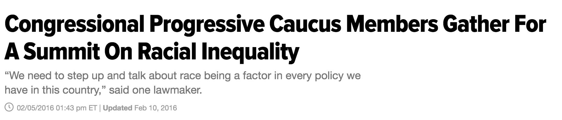 Huffington Post , Feb. 10, 2016.