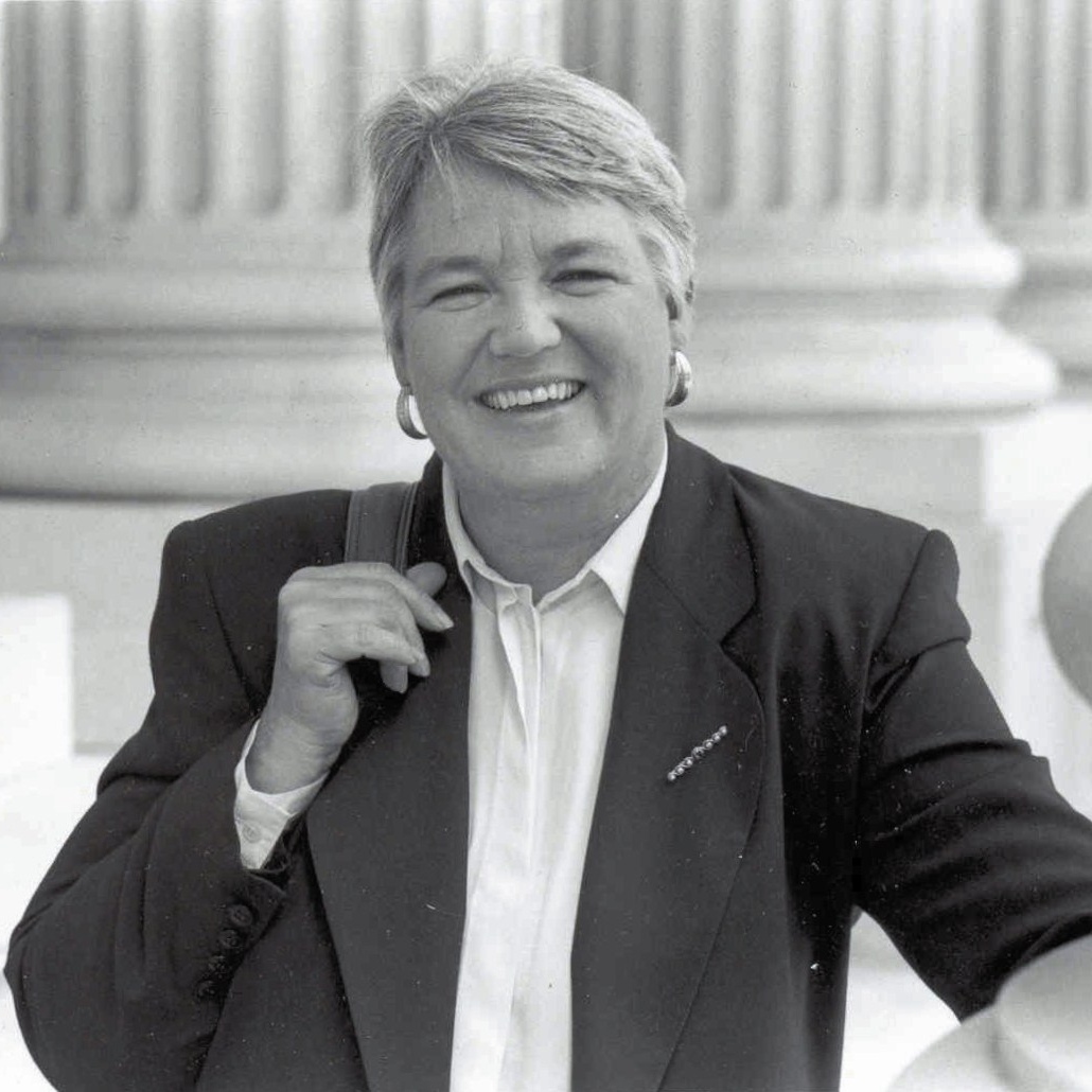 Heidi Hartmann  Founder and President of the Institute for Women's Policy Research