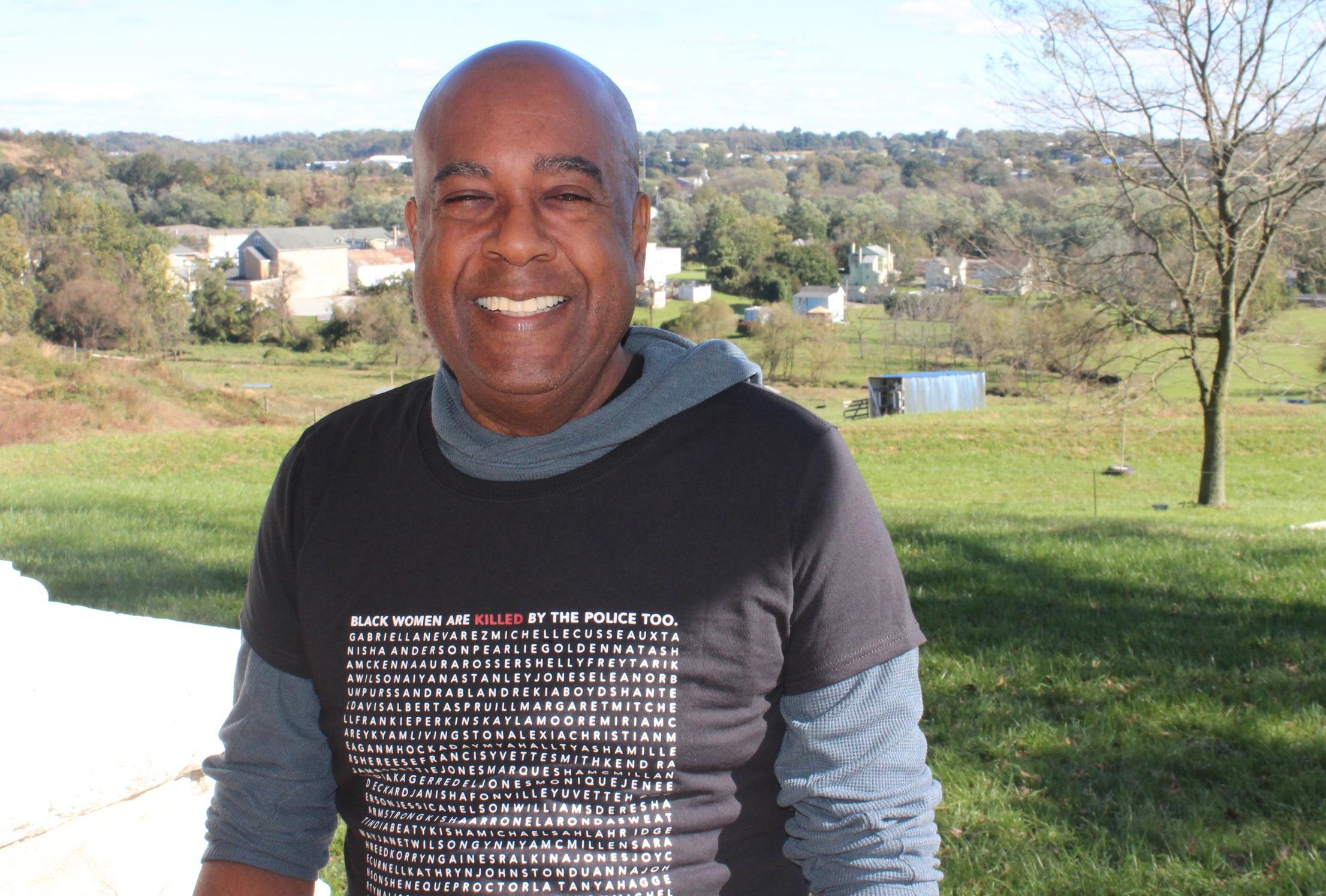 Luke Charles Harris Founder & Director of Programming info@aapf.org