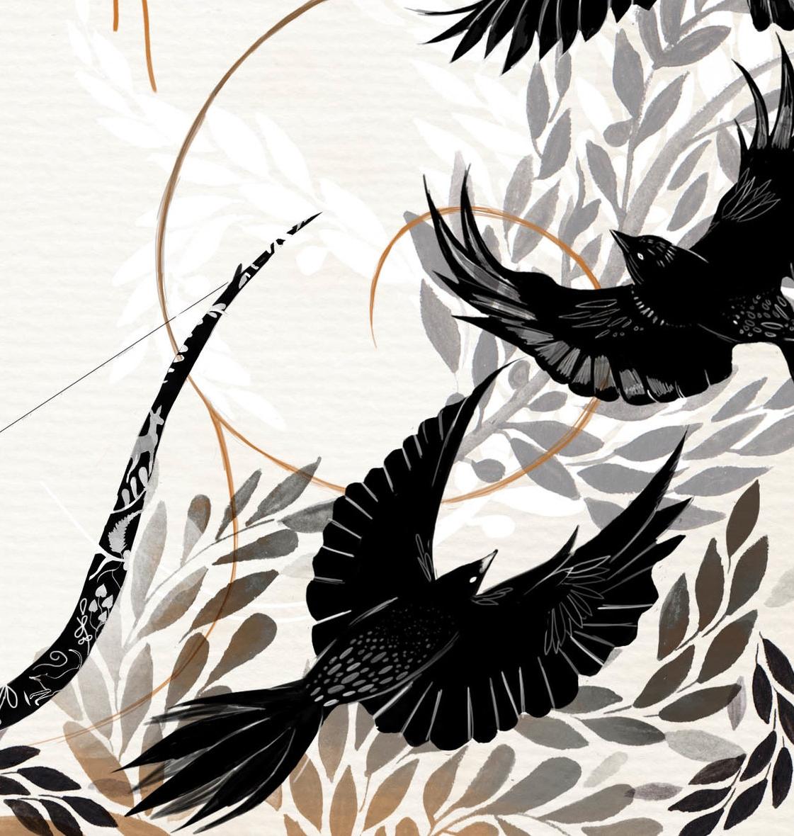 Skylark Song - May The Hunter Retreat