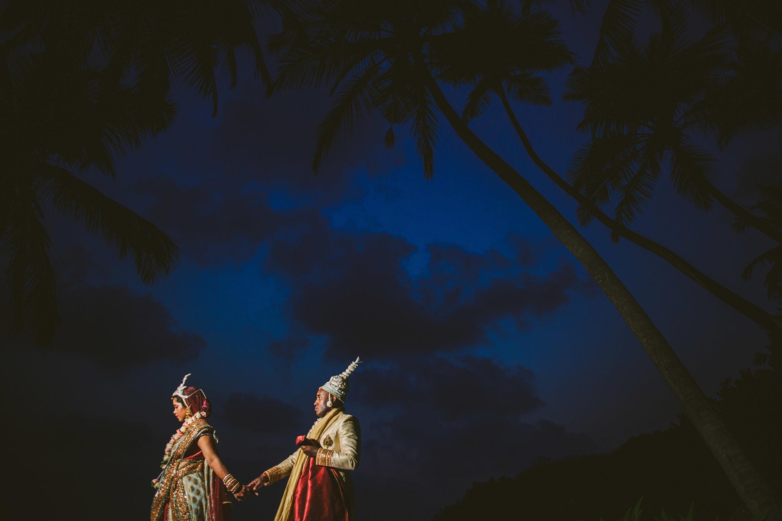 ARPITA & CHRISTOPHER WEDDING, GOA