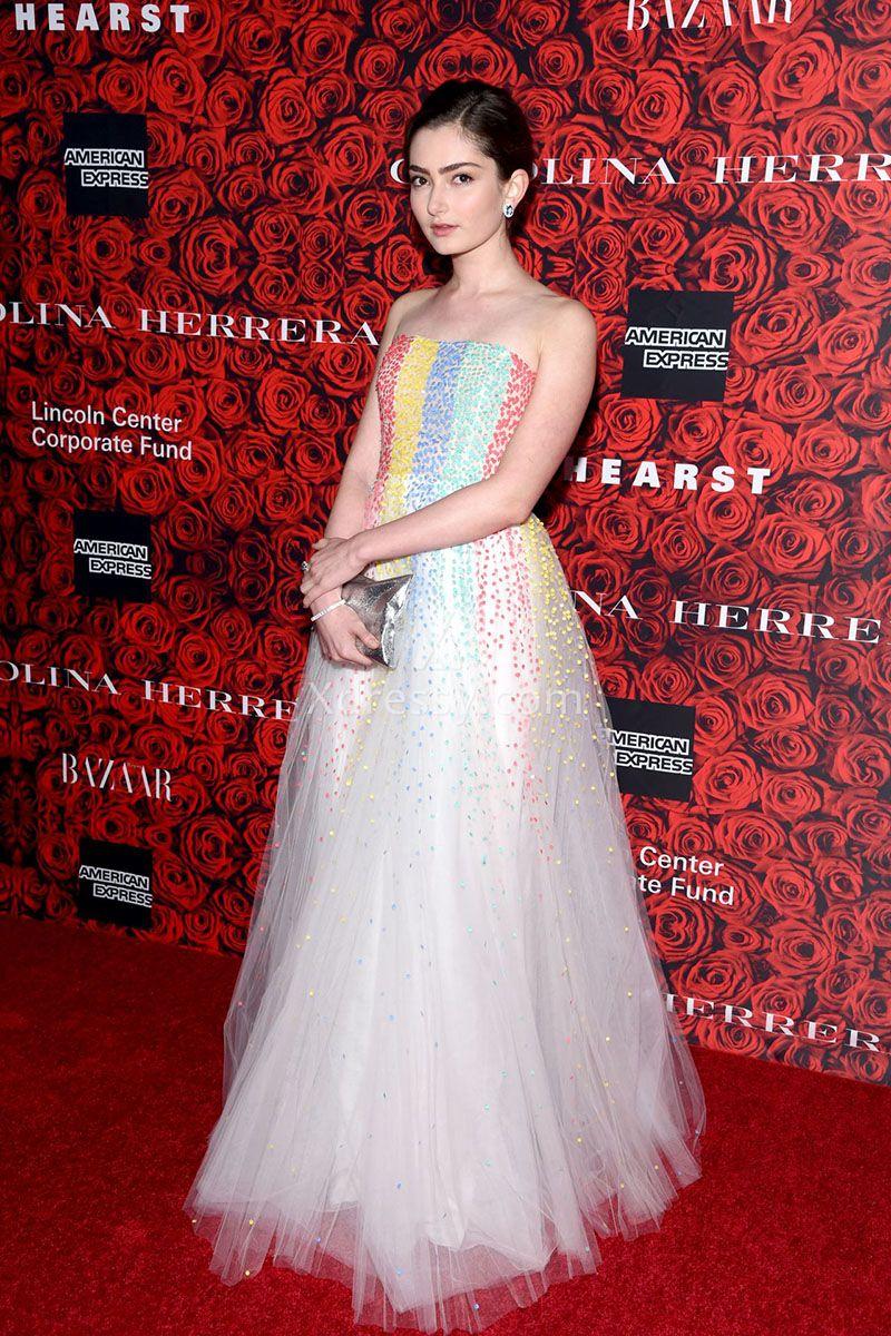 rainbow-white-tulle-prom-dress-emily-robinson-celebrity-evening-gown-2016-1.jpg