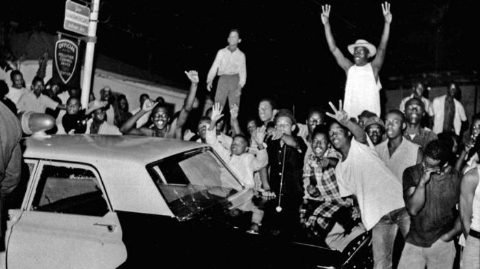Watts 1965