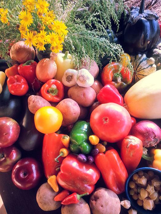 Produce Harvest