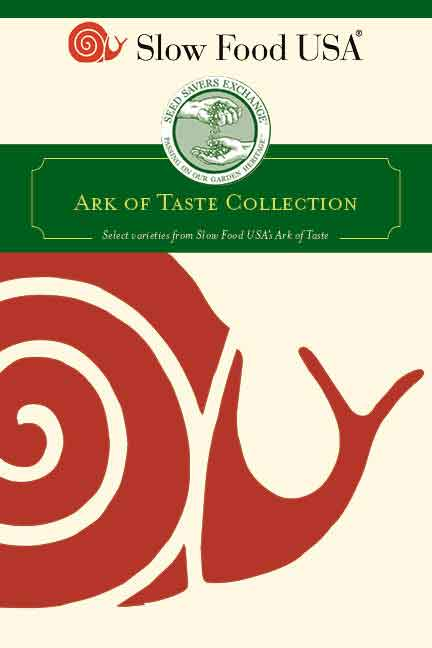 Slow Food's Ark of Taste seed collection
