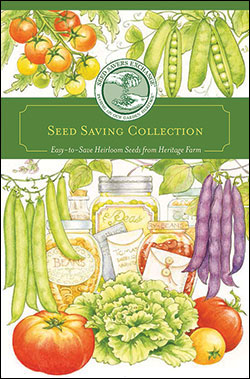 Seed Saving Collection