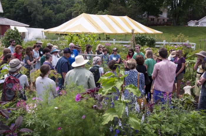 Enjoy tours of Heritage Farm