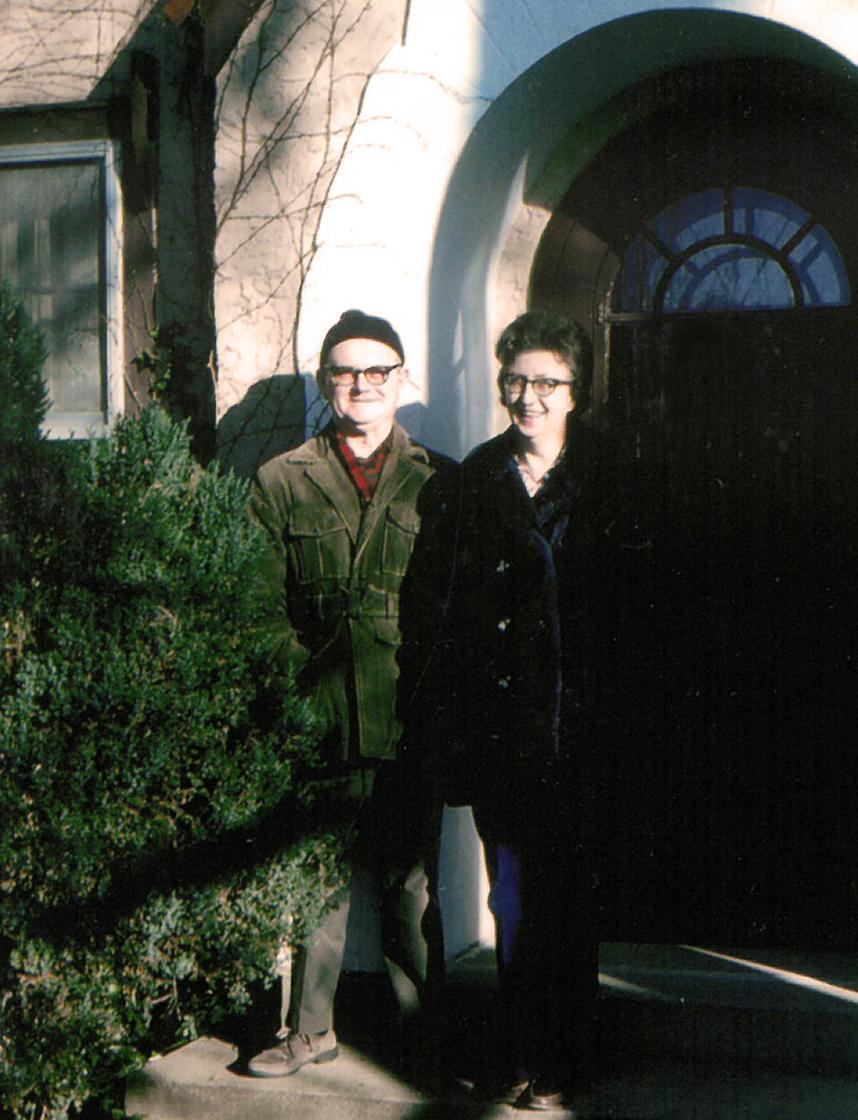 Orral and Joan cRAIG
