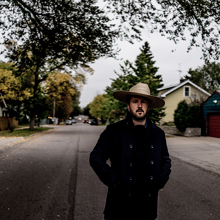 BORN IN HAWAII, MUSICIAN MASON JENNINGS NOW CALLS MINNESOTA HOME. HE WILL PERFORM A BENEFIT CONCERT AT SEED SAVERS EXCHANGE JULY 8.
