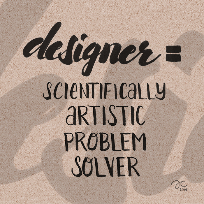 What is a designer?